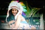 Alia Bhatt & Sidharth Malhotra Vogue Magazine Photo shoot Hot Sidharth & Sexy Alia in Biki