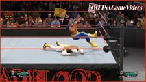 WWE vs. AAA Lucha Libre 2015 SIN CARA vs. MYZTEZIZ WWE 2K15 Match Simulation