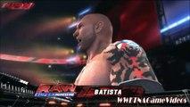 WWE RAW January 20 2014 BATISTA Returns!!! WWE Monday Night RAW 1/20/13 | (WWE RAW Simulat
