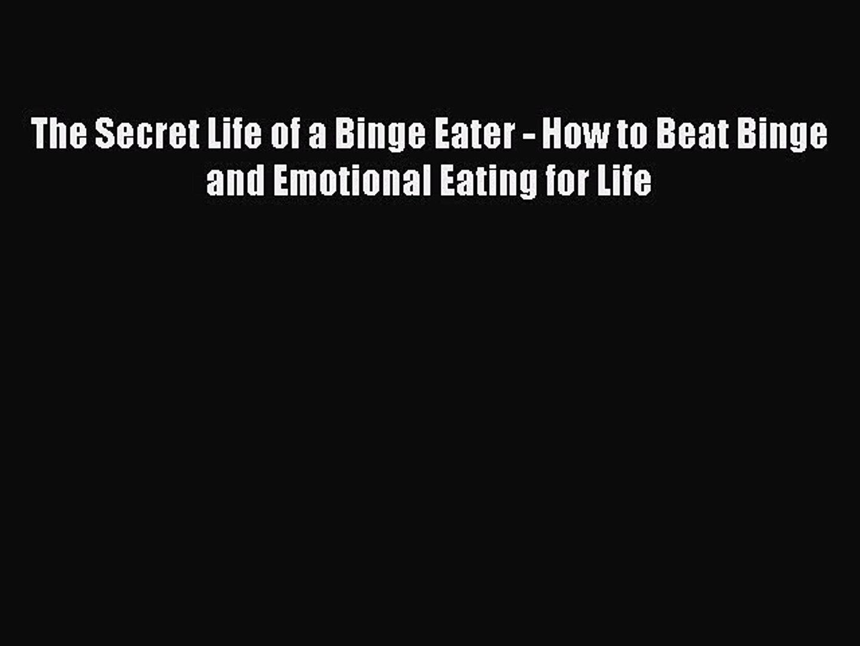 What Makes a Binge a Binge?