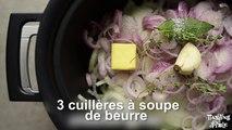 Cuisinez enfin une soupe à l'oignon maison