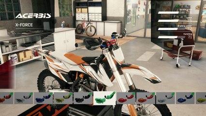 MXGP2 Customization Trailer UK  de MXGP 2 : The Official Motocross Videogame