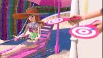 Barbie en Francais - Zizanie à la plage...  Tchopi en Francais