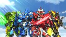 Tenkai Knights Brave Battle – Nintendo3DS [Lataa .com]