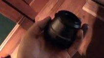Lunar Atmosphere Through TelePhoto Lens During Final of Tetrad Lunar Eclipses
