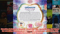 Download PDF  Creative Painting  Beyond Inspiring tips techniques and ideas for creating whimsical art FULL FREE