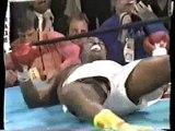 BOXING Mike Tyson VS Razor Ruddock Highlights  Biggest Boxers