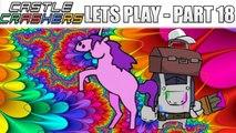 Castle Crashers - Butt Stallion! (Castle Crashers Lets Play Part 18) - By J&S Games!