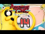 Adventure Time Finn and Jake Investigations Walkthrough Part 14 - Hot Hot Stuff at Fire Kingdom