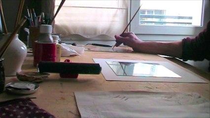 Dans l'atelier de ... Jean-Luc Buquet
