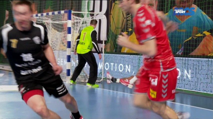 EHF Cup - Match nul entre Saint-Raphaël et Winterthur
