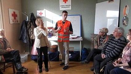 Ham : Des gestes qui sauvent, grâce à la Croix Rouge