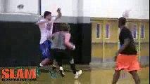 Cameron Bairstow 2014 NBA Draft Workout - Impact Basketball - 2014 NBA Draft