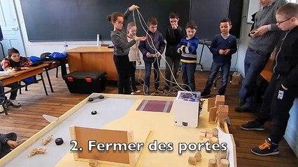 Ham : Derniers essais avant les Trophées de la Robotique