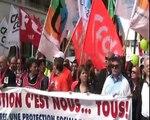 Manif Toulon du 19 mars 2009
