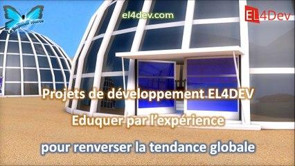 Changer le monde EL4DEV – Eduquer par l'expérience Méditerranée Europe Maroc France Afrique