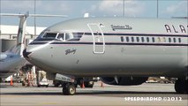 Alaska Airlines 'Starliner 75' Boeing 737-890 [N569AS] CLOSE UP Taxi