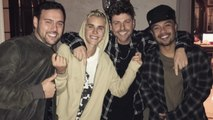 Justin Bieber Celebra Cumpleaños con Joe Jonas, Hailey Baldwin y Mas!
