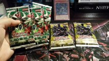 Ouverture de 6 boosters Yu gi oh