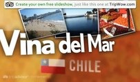 """Christmas at the beach"" Edandali's photos around Vina del Mar, Chile (christmas dinners del mar)"
