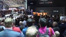 2016 Geneva Motor Show - Aston Martin DB11
