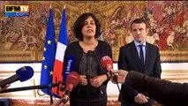 """Myriam El Khomri: """"Il y a des inquiétudes, des interrogations sincères"""" autour de la loi Travail"""