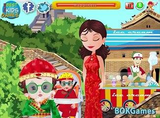 Baby Lisi Game Movie - Baby Lisi World Fashion Show - Dora the Explorer (FULL HD)