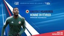 Ligue 2 / Trophées UNFP - Joueurs du mois : Anatole Ngamukol