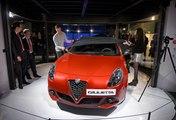 Nouvelle Alfa Romeo Giulietta 2016