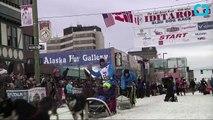 85 Mushers Vie for Iditarod Crown