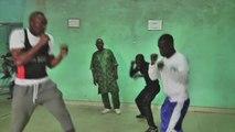 Côte d'ivoire, Préparatifs pour la sélection aux jeux olympiques de boxe