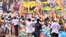 Congo, Denis SASSOU NGUESSO se lance dans la campagne