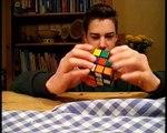 Rubiks Cube solved blindfolded