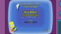 The Simpsons Game (Xbox 360) ~ Level 4: Lisa the Tree Hugger (Time Challenge)