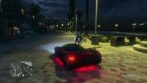 GTA 5 | Cheetah First Person Gameplay [Xbox One]