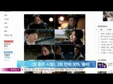 [Y-STAR] A drama 'Wonderful days' recorded 30 percent viewer ratings([참 좋은 시절], 2회 만에 30% 돌파)