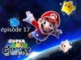 Super Mario Galaxy épisode 17 : Jouons dans une salle de jeux, mais on va pas joués longtemps