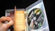 Review of uncharted Drakes fortune for the sony playstaion 3 ps3 unboxing Sully Drake Nau