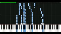 Paris Hilton - Nothing in this world [Piano Tutorial] Synthesia | passkeypiano
