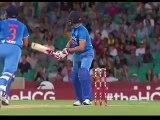 India vs Australia 3rd T20: Final Over Of the Match    Yuvraj Batting