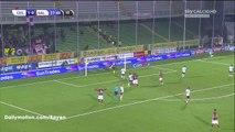 Massimo Coda Goal HD - Cesena 1-1 Salernitana - 07-03-2016