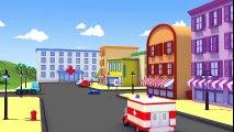 L'ambulance et Tom la dépanneuse   Voitures et camions dessins animés pour les enfants  Dessins Animés En Français