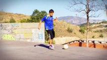 Rey de la calle   truco de futbol   consejos de futbol   jugadas de futbol   futbol freestyle