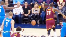 LeBron James's Courtside Accident Leaves Golfer Jason Day's Wife Ellie Day In Hospital!!!!