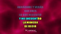 Violetta 3 - Abrázame y Verás (Martina Stoessel / Jorge Blanco) (Karaoke Version   Instrumental)