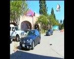 أنا مصر يعرض لوحة سيارة زويل التي تحمل إسم مصر الجديدة