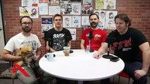 EATIN Pü$$Y w/ Steve & Larson - ETC Podcast