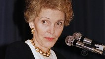 """How Nancy Reagan """"found how to serve"""" in the White House"""