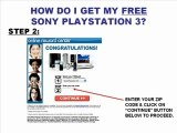 FREE Playstation 3 / FREE PS3 / FREE Play Station 3 (USA)