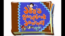 Blues Clues Joes Scrapbook Journey Animation Nick Jr Nickjr Game Play Gameplay